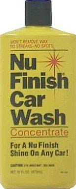 Nu Finish NFW-820 16 Oz Nu Finish Car Wash