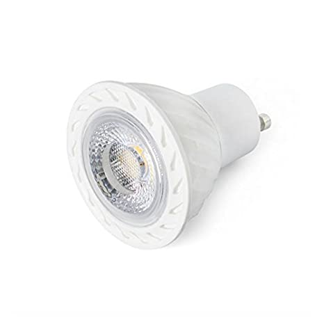Faro Barcelona GU10 LED 17316 - Bombilla (bombilla incluida) LED, 38°, 8W, metal y pvc: Amazon.es: Iluminación