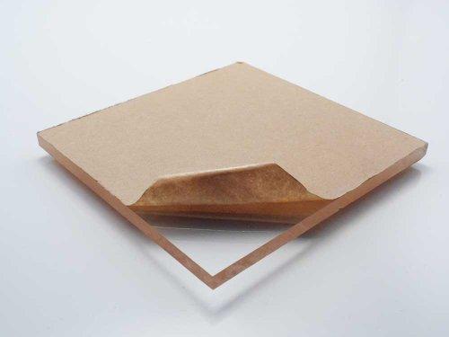 Polycarbonate Lexan Clear Plastic Sheet 1/8