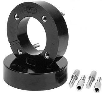 DuraBlue 02-08 Yamaha YFM80: Easy-Fit Wheel Spacers (Rear / 2.5