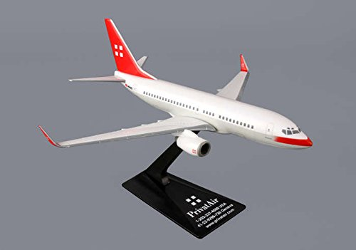 Flight Miniatures PrivatAir Swiss Airline Boeing 737-700 1:200 Scale Display Model With Winglets private/_label