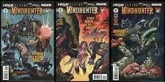 Mindhunter: Witchblade, Alien, Darkness, Predator 1,2,3 complete series 1st print