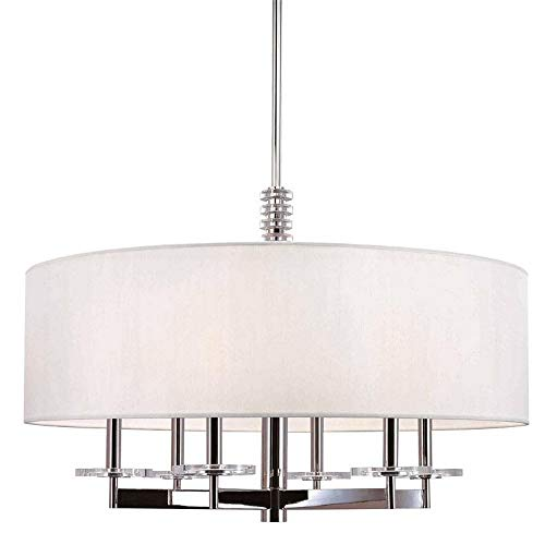 Hudson Valley Lighting 8830-PN Six Light Chandelier 3