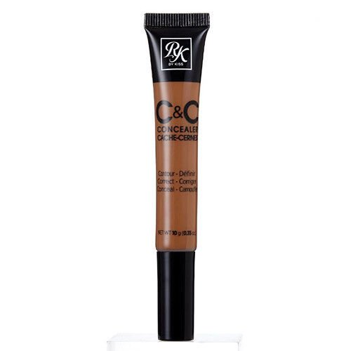 Top (PACK OF 3) RUBY KISS BY KISS USA CONCEAL CONTOUR C&C CONCEALER - RCR16 CHESTNUT for sale