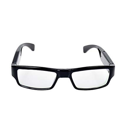 Electrolandia® Gafas de Vista Camara Oculta HD