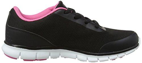 Pink Black Women's Shoes Black Fitness Lonsdale Capella zx8qwpR6