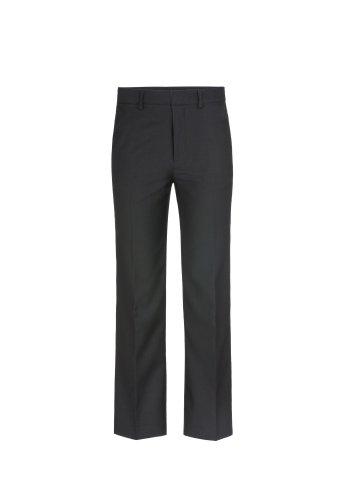 Gato Negro, Schwarze Anzug-Hose - Gr. 128 - 176, Jungen, Größe 140, schwarz