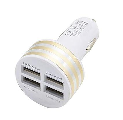 kgftdk Cargador De Coche Cargador USB De Coche Quick Car 4.1A ...