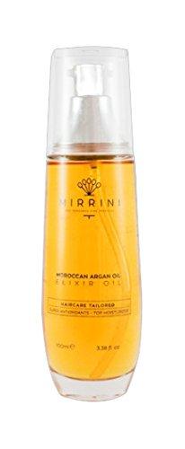 an Elixir Oil (Protectant Hair Trimmer)