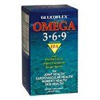 Glucoflex Omega 3-6-9 softgels by Windmill - 90 Softgels by Windmill