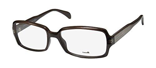 Giorgio Armani Eyeglasses GA 868 BROWN 03G - Giorgio Armani Eyeglasses Round