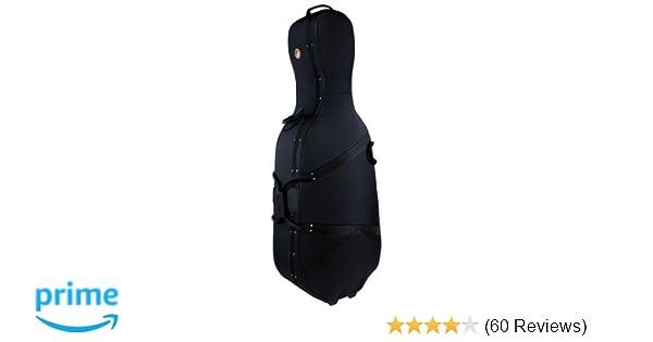 Amazon.com: Travelite TL-20 Deluxe Cello Case - 1/4 Size ...
