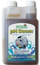 Safer Gro 9920Q pH Down Acidifier44; 1 Quart by Safer Gro
