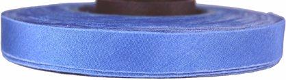 Earth Silk 12mm Hand dyed silk ribbon bias cut 5 yard cutting - Color Friend