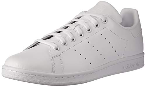 (adidas Mens Stan Smith White Leather Trainers 11.5 US)