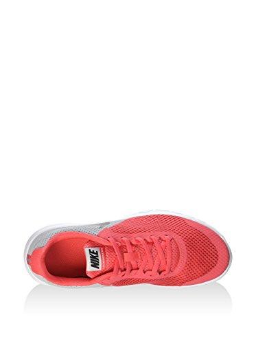 Nike 844991-001, Zapatillas de Trail Running para Mujer Gris (Wolf Grey / Black-Ember Glow-White)
