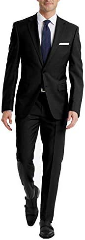 Calvin Klein Men's X Slim Fit High Performance Stretch Suit Separate