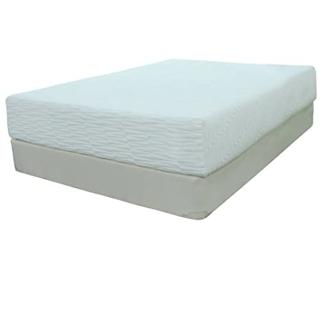 Amazon.com: Natural Dormir Sovereign 12 inch mattress-add ...