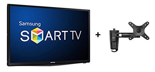 Samsung UN28H4500AF 28-inch LED Smart HDTV w/ Full Motion Wall Mount (Certified Refurbished)