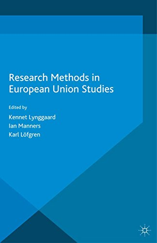 Download Research Methods in European Union Studies (Palgrave Studies in European Union Politics) Pdf