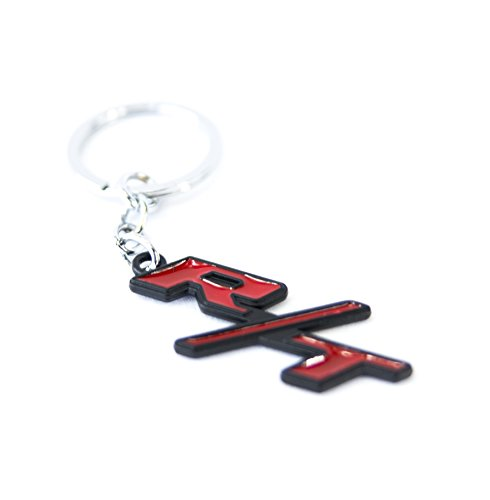 1 NEW CUSTOM CHARGER CHALLENGER RAM HEMI R/T METAL KEYCHAIN BLACK AND -