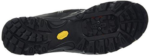 Chaussures Shimano MT54 Gris-Noir 2016