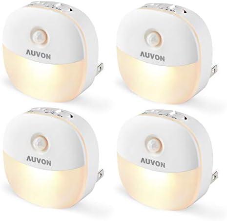 AUVON Nightlight Adjustable Brightness Bathroom product image