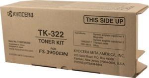 Kyocera FS-3900DN Toner (15000 Yield) - Genuine Orginal OEM toner