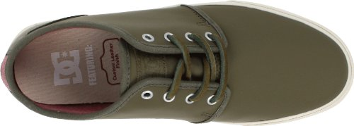Dc Mens Studio Le Fashion Sneaker Militare
