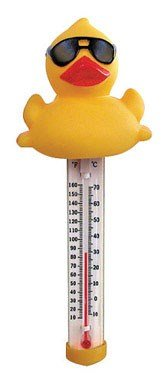 DERBY DUCK THERMOMETER by GAME MfrPartNo 7000