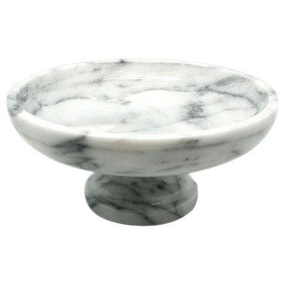 "Byzantine 10"" Fruit Bowl Color: White"