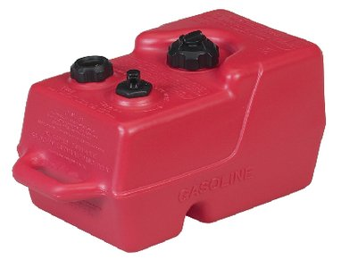 Moeller Portable Fuel Tanks - Moeller Ultra3 Portable Fuel Tank, 3 Gallon with EPA Cap 620003LP