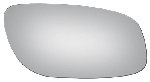Burco 5387 Convex Passenger Side Replacement Mirror Glass for 2009-2014 FORD TAURUS