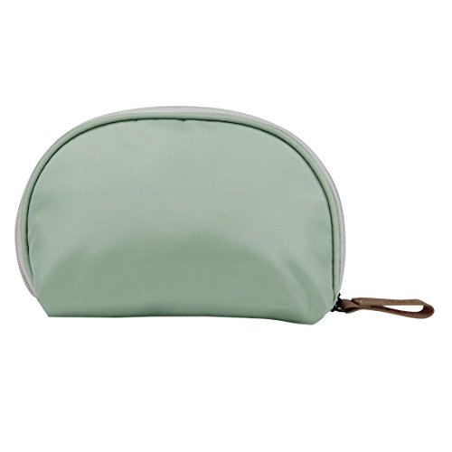 Egmy Fashion Tourist Mini Cosmetic Bag Beauty Makeup Bag Storage Bags (Mint Green)