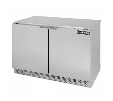 Continental Designer Work Top Refrigerator 67'' UC48 by Value Line