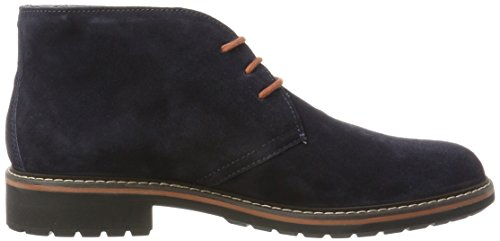 Men's IGI Boots Uca Blue 8682 Ankle wEq1ZU