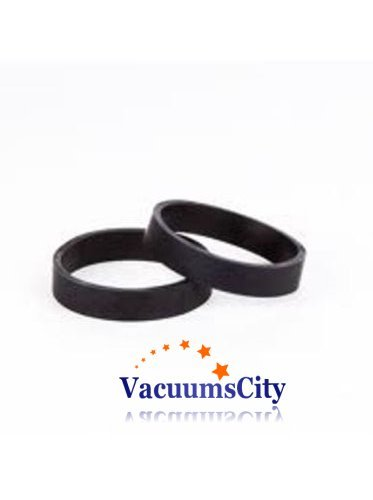Eureka Hand Vacuum Cleaner 53 Stepsaver Belts { 2 Belts } Genuine Part # 38001 - Eureka Step Saver