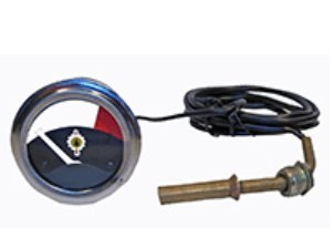 AR46979 New Transmission Oil Temp Gauge for John Deere 3020 4000 4020 4320 4520+ ()