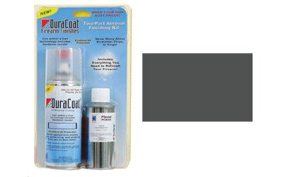 Duracoat Aerosol Firearm Finish Kit (Tactical Extreme Gray) from DuraCoat