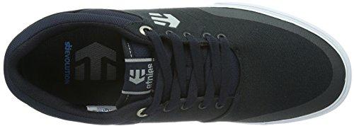 Etnies Marana Vulc, Men's Skateboarding Shoes Blue (488/Dark Navy)