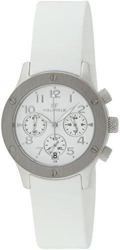 腕時計 ACE ホワイト文字盤 ラバーベルト クロノグラフ WT6T042SEW 並行輸入品 ホワイト [並行輸入品]