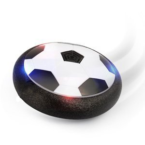 LIANXIANG Kids Toys the Amazing Hover Ball with Powerful LED Light Size 4 Boys Girls Sport Children Toys Training Football for Indoor or Outdoor with Parents Game by LIANXIANG