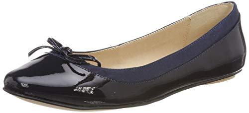 Buffalo Donna 000 Ballerine Annelie navy Blu rqArTwC