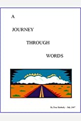 A Journey Through Words Paperback