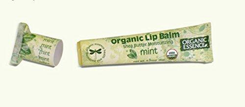 Organic Lip Balm Mint - 0.21 oz,