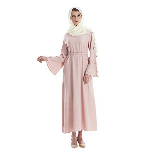 Prayer Dress Muslim Women Elegant Abaya Cardigan Kaftan Robe Flower Diamond Islamic Casual Loungewear Long Maxi Dresses from QIBOOG