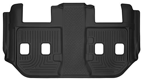 Xl 2nd Seat - Husky Liners 3rd Seat Floor Liner Fits 15-19 Suburban/Yukon XL - 2nd Bucket Seat
