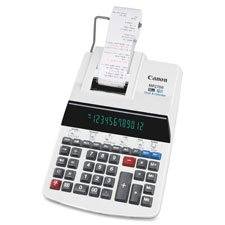Canon MP27DII 12-Digit Calculator w/Printing 8-7/8-Inch x13-Inch x3-Inch Beige by Canon