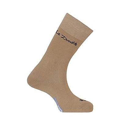 chaussures de sport 332c6 808b0 THYO - Chaussettes La Double: Amazon.fr: Sports et Loisirs