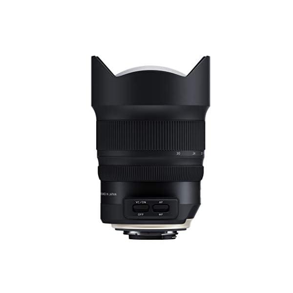 RetinaPix Tamron SP 15-30mm F/2.8 Di VC USD G2 for Nikon Digital SLR Camera (Black)